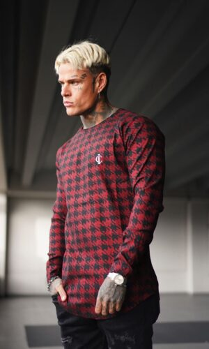 Long Sleeve Red Canyon