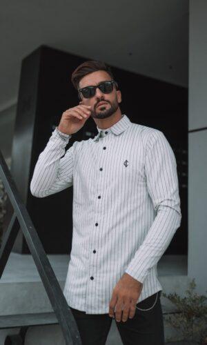 Shirt Urban Modena White