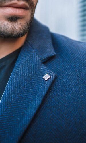Coat Kola Blue