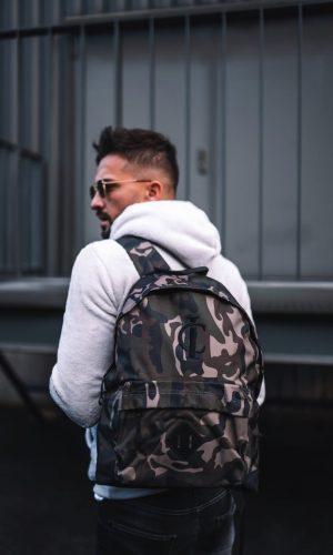Backpack Camo Jungle