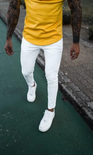 Chino Classic White