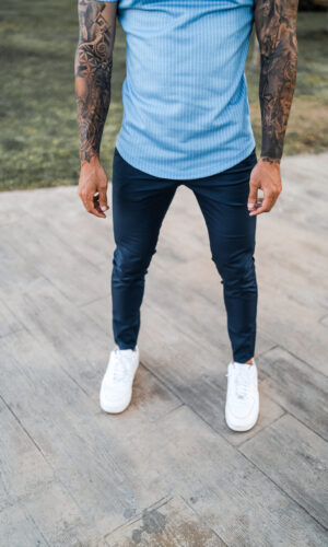 Chino Classic Blue