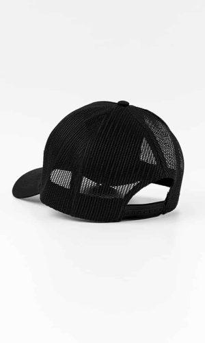 Cap Hexa Black