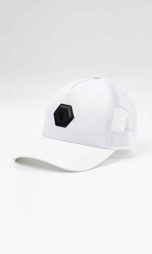 Cap Hexa White