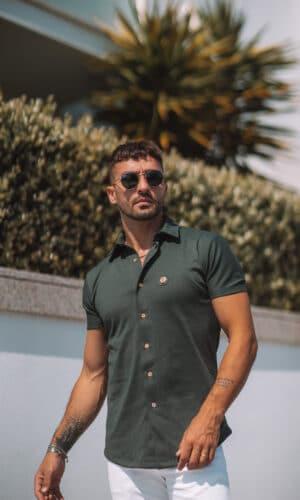 Urban-Shirt Hexa GreenGold