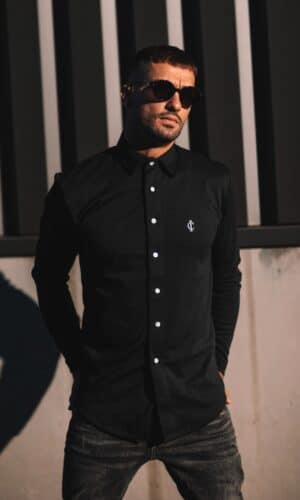 Urban-shirt Black