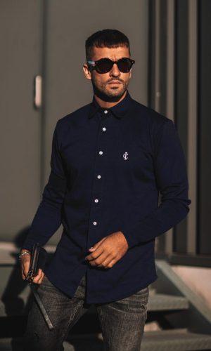 Urban-shirt Blue