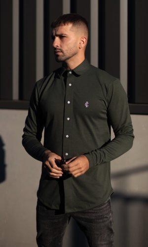 Urban-shirt Green