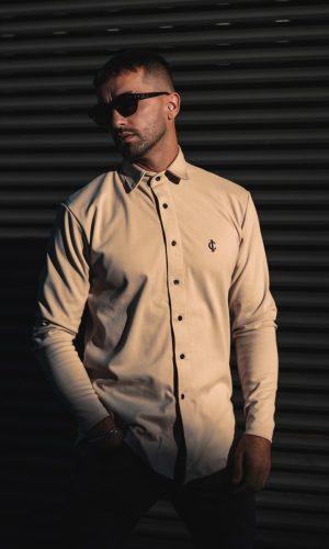 Urban-shirt Bege