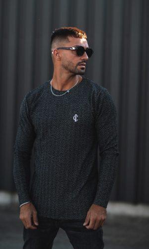 Long Sleeve Zenit Black